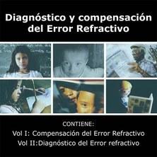 Portada CD Diagnóstico y prevención del error refractivo