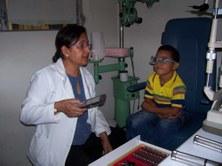 estudio de defectos refractivos en preescolares